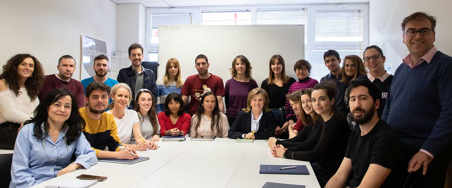 cembio ceu metabolomics staff